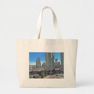 Downtown Denver Colorado Skyscrapers Jumbo Tote Bag