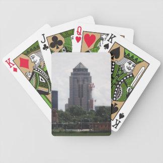 Downtown Des Moines, Iowa Card Deck