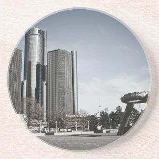 Downtown Detroit Coaster
