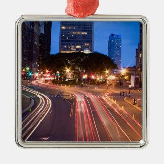 Downtown Hartford CT Christmas Ornament