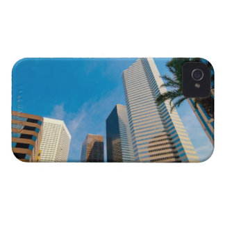 downtown high rise buildings in Houston, Texas, iPhone 4 Cases