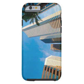 downtown high rise buildings in Houston, Texas, Tough iPhone 6 Case