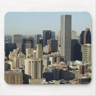 Downtown Houston 2 Mouse Pad