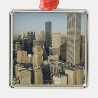 Downtown Houston Christmas Ornament