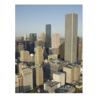 Downtown Houston Postcard