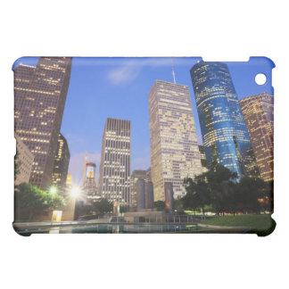 Downtown Houston, Texas Cover For The iPad Mini