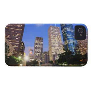 Downtown Houston, Texas iPhone 4 Case
