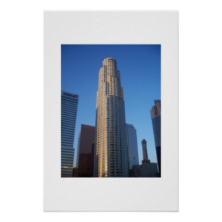 Downtown L.A. Poster