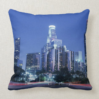 Downtown Los Angeles Pillows