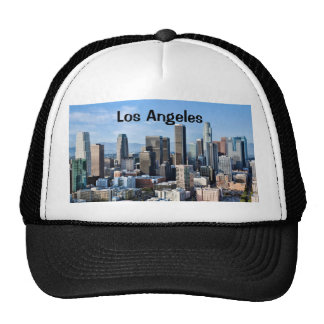 Downtown Los Angeles Daylight Mesh Hat