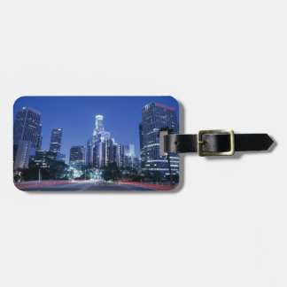 Downtown Los Angeles Luggage Tag