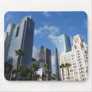 Downtown Los Angeles Mousepad