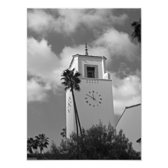 Downtown Los Angeles Photo Print