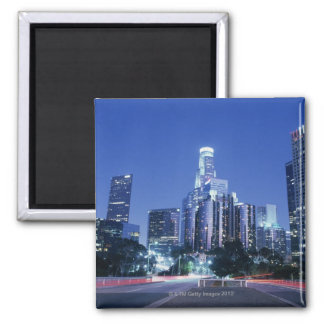 Downtown Los Angeles Square Magnet