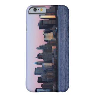 Downtown Manhattan at dusk 2 Barely There iPhone 6 Case