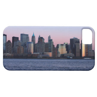 Downtown Manhattan at dusk 2 iPhone 5 Cover