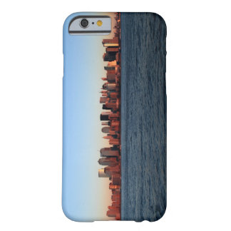 Downtown Manhattan at dusk Barely There iPhone 6 Case