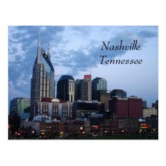 Downtown Nashville, Tennessee Postcard