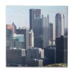 Downtown Pittsburgh Ceramic Tiles