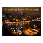 Downtown Pittsburgh, Greetings from Pittsburgh Postcards