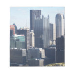 Downtown Pittsburgh Memo Note Pad