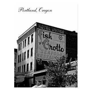 Downtown Portland Postcard