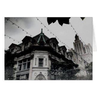 Downtown Providence, Rhode Island Greeting Card