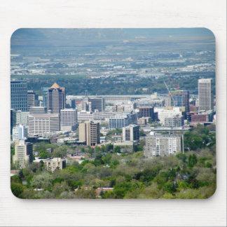 Downtown Salt Lake City Mouse Mat