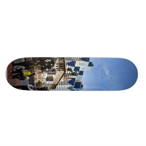 Downtown San Diego Skateboard Decks