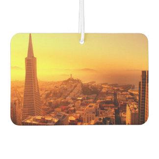 Downtown San Francisco, CA Car Air Freshener