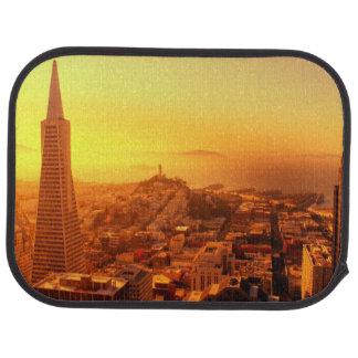 Downtown San Francisco, CA Car Mat