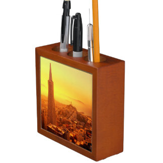 Downtown San Francisco, CA Desk Organiser