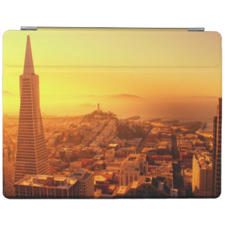 Downtown San Francisco, CA iPad Cover
