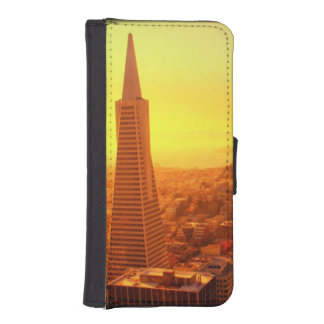 Downtown San Francisco, CA iPhone SE/5/5s Wallet Case