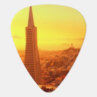 Downtown San Francisco, CA Plectrum