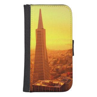 Downtown San Francisco, CA Samsung S4 Wallet Case