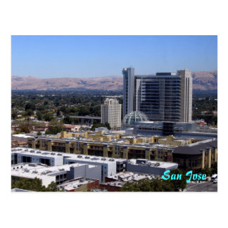 Downtown San Jose Postcard