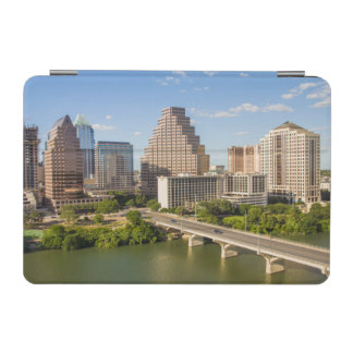 Downtown Skyline on Lady Bird Lake iPad Mini Cover