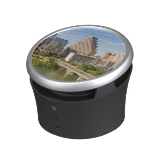 Downtown Skyline on Lady Bird Lake Speaker