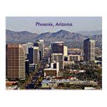 Downtown View of Phoenix, Arizona Postcard
