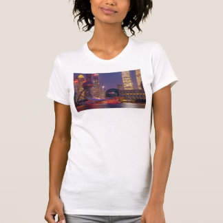 Downtown waterfront shanghai, China T-Shirt