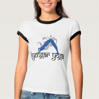 Downward Facing Dog Iyengar Yoga T-Shirt