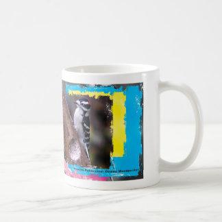 Downy Woodpecker Mug