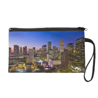 Dowtown Houston Wristlet Clutch