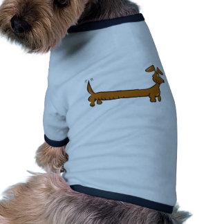 Doxie Dachshund Pet T Shirt