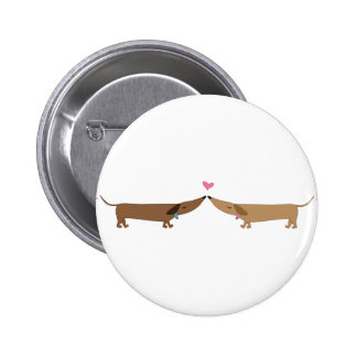 doxie love pinback buttons