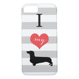 Doxie Love Phone Case