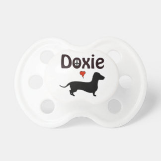doxie luv dummy