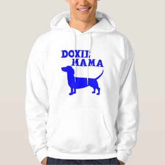 DOXIE MAMA HOODED PULLOVERS