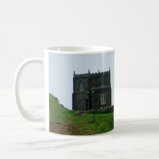 Doyden Castle Port Quin Cornwall Dwight Enys House Coffee Mug